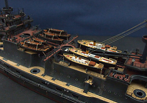 My new Project Russian Battleship Borodino 1905 - Page 3 Dscf4915