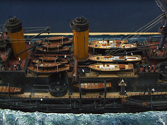 My new Project Russian Battleship Borodino 1905 - Page 3 Dscf4937