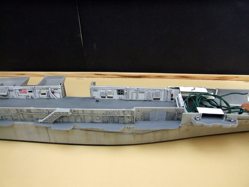 New project USS Hornet CVS 12 Apollo 11 Recovery mission  Dscf5442
