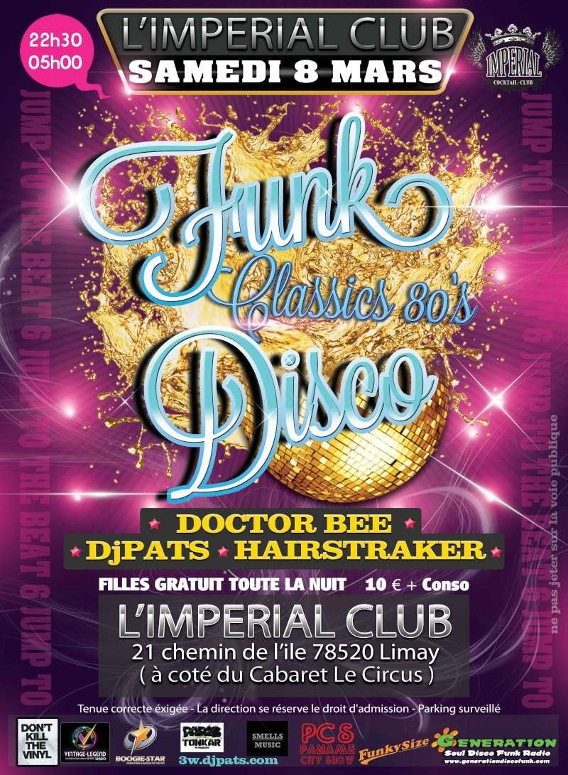 8 Mars 2014 Jump To The Beat 6  | Impérial Club  78520 Limay 8mars-10