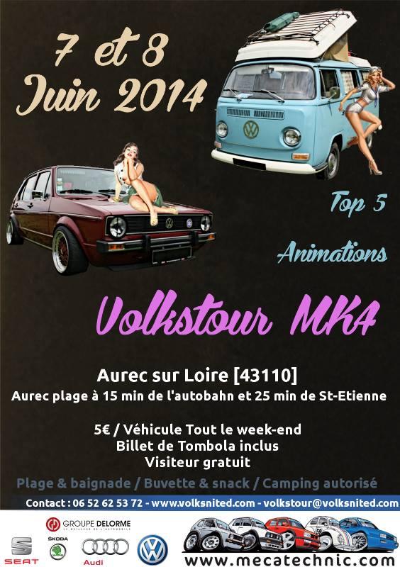 [42/43] Volkstour MK4 le 7 et 8 juin 2014 à Aurec s/Loire 17946910