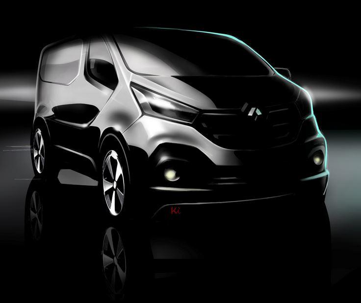 2014 [Renault/Opel/Fiat/Nissan] Trafic/Vivaro/Talento/NV300 - Page 2 Trafic10