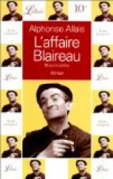 [Allais, Alphonse] L'Affaire Blaireau. Cvt_la10