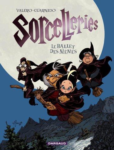 Sorcelleries - Tome 1: Le ballet des mémés [Guardino, Juanjo & Valéro, Teresa] Sorcel10