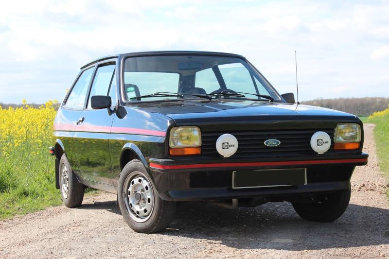 Fiesta MK1 serie MILLION de 1979 1011