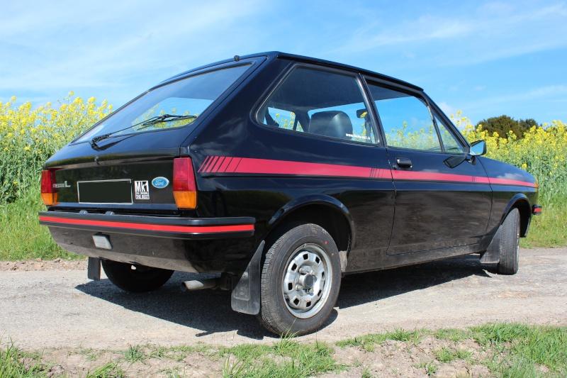 Fiesta MK1 serie MILLION de 1979 1210