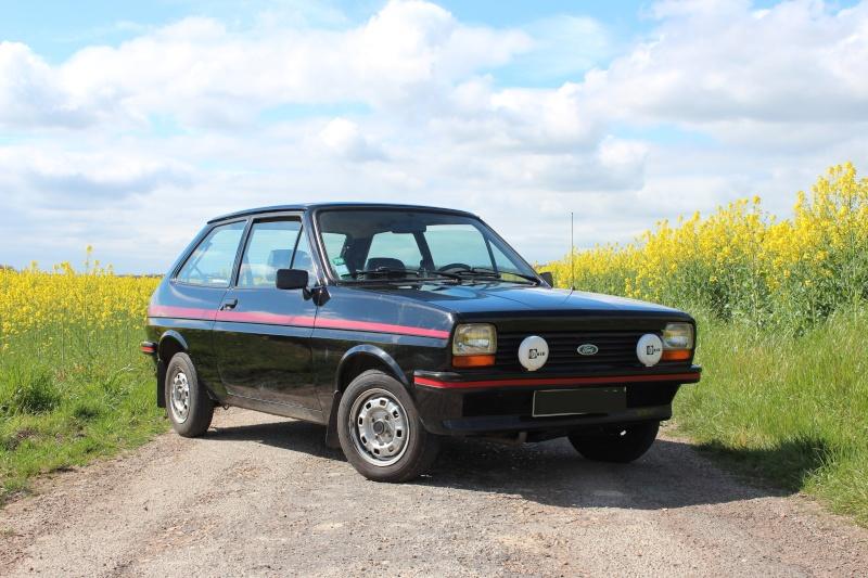 Fiesta MK1 serie MILLION de 1979 1310