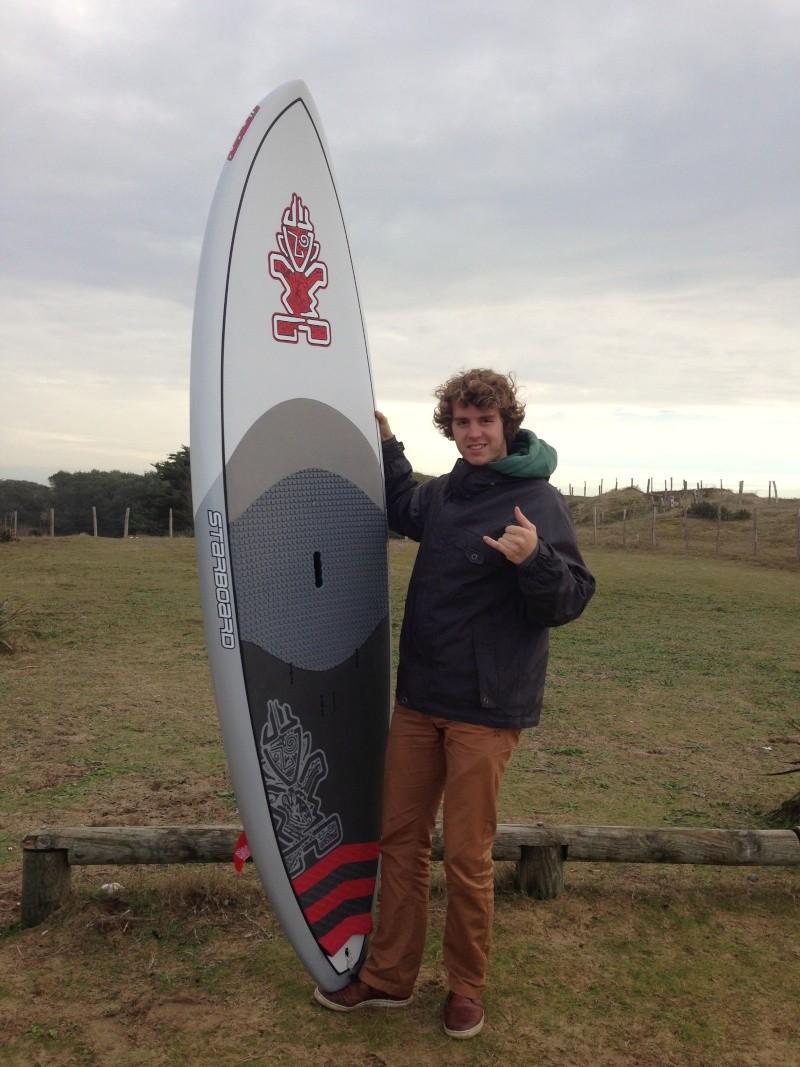 SUP & surf hier quelque part sur l'ile de Ré... Me210