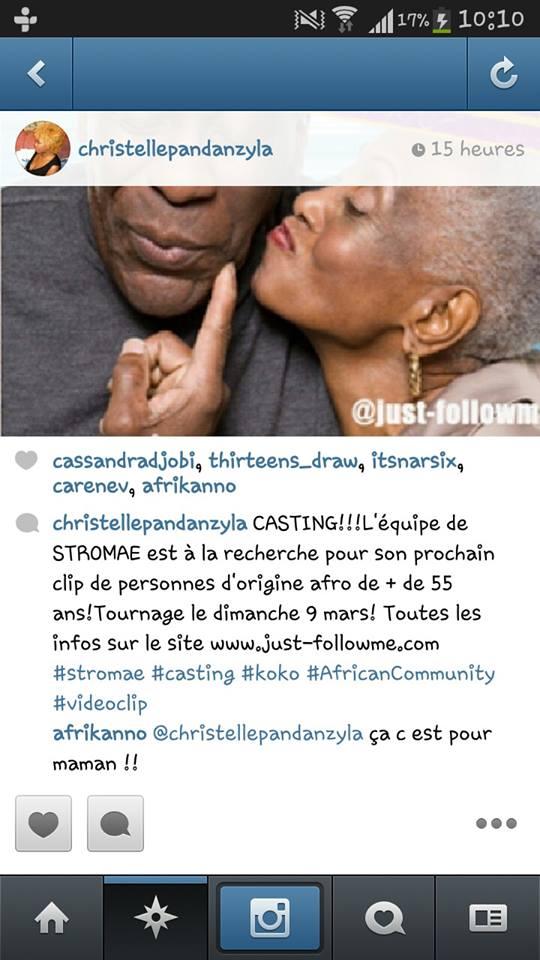 22/01/14 Sortie du single Ta fête - Page 2 10985310