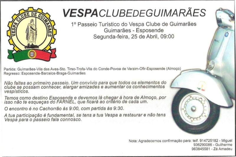 História do VC Guimarães desde 2004 1passe10