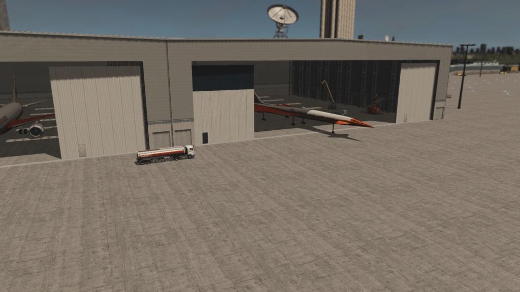 QUEENSLAND AIRLINES - Page 2 Hangar10