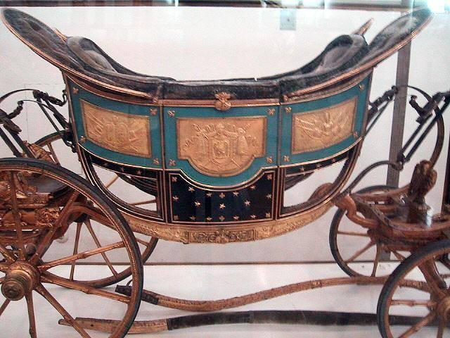 Les carrosses et les calèches impériaux 11465610