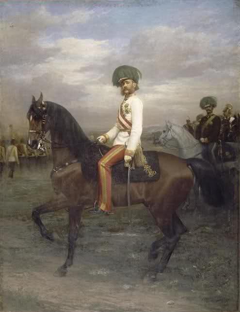 Photos de l'empereur François Joseph 1er d' Autriche 26284110