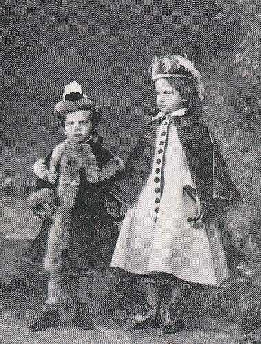 Photos des enfants de François Joseph et d'Elisabeth 28386810