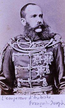 Photos de l'empereur François Joseph 1er d' Autriche 29914010
