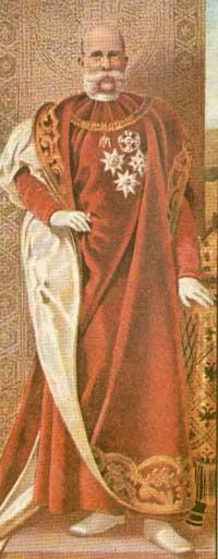 Photos de l'empereur François Joseph 1er d' Autriche 30124610