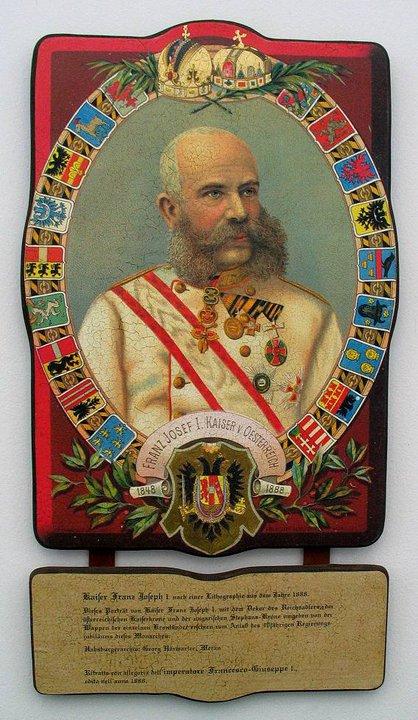 Photos de l'empereur François Joseph 1er d' Autriche 30166410