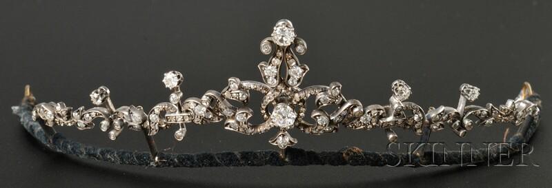 les bijoux de l'impératrice Sissi Antiqu10