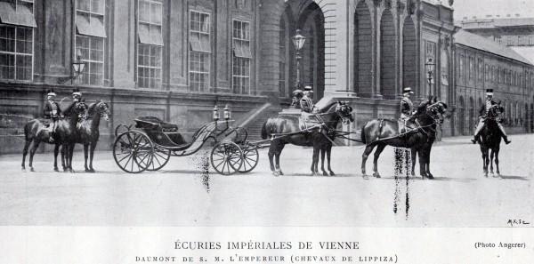 Les carrosses et les calèches impériaux Daumon10