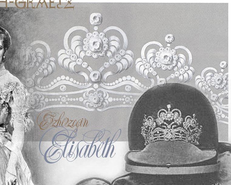 les bijoux de l'impératrice Sissi Elisab10