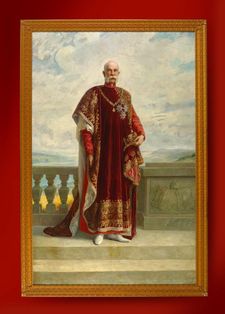 Photos de l'empereur François Joseph 1er d' Autriche Empero10