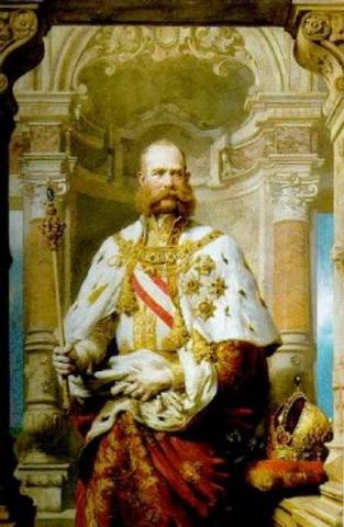 Photos de l'empereur François Joseph 1er d' Autriche Franz110