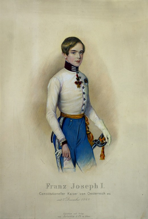 Photos de l'empereur François Joseph 1er d' Autriche Franz_10