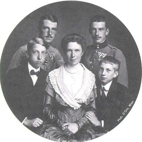 Photos des enfants de François Joseph et d'Elisabeth Marie_22