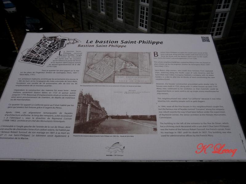 Notre sortie à Saint Malo - 15 Mars 2014 P3150027