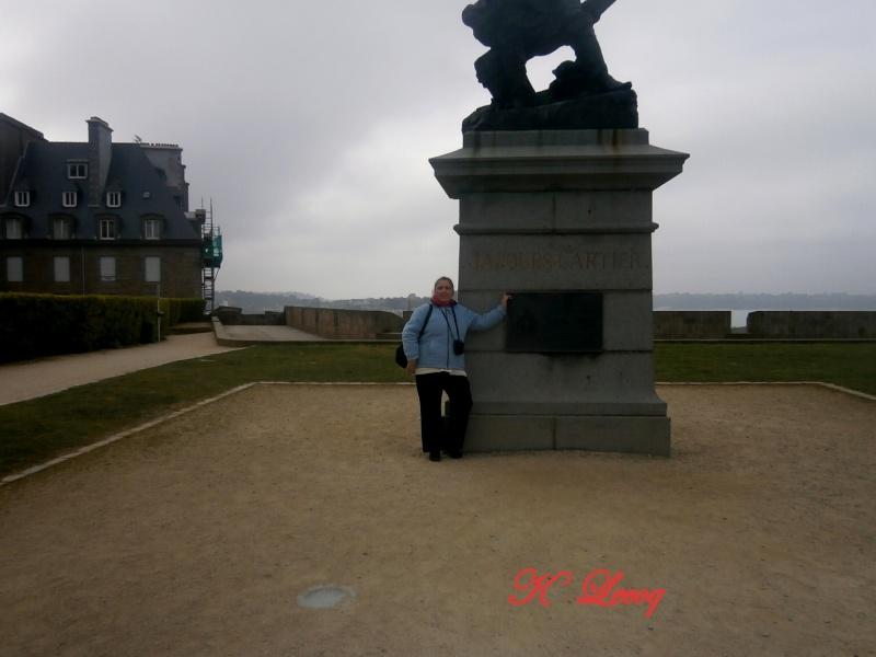 Notre sortie à Saint Malo - 15 Mars 2014 P3150041