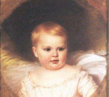 Photos des enfants de François Joseph et d'Elisabeth Sophie11