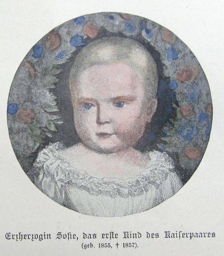 Photos des enfants de François Joseph et d'Elisabeth Sophie12