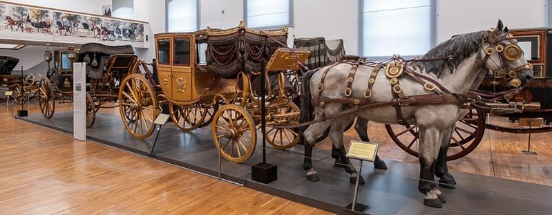 Les carrosses et les calèches impériaux Wagen-10