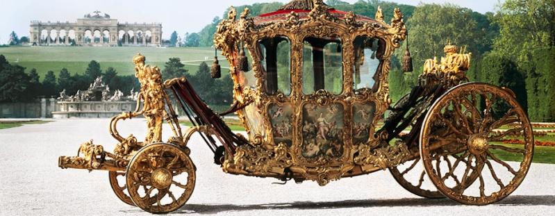 Les carrosses et les calèches impériaux Wgb-w110