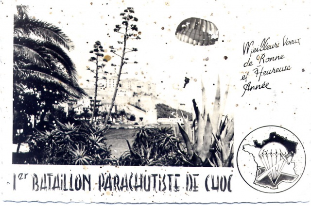 << COLLECTION 1er BATAILLON de PARACHUTISTES DE CHOC>> 67457910
