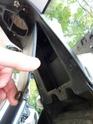 Rangement outils emport place raid rallye  Vidage15