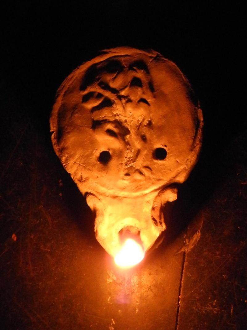 Lampe à huile 317