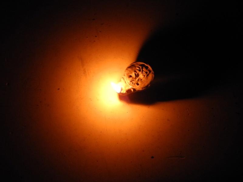Lampe à huile 417
