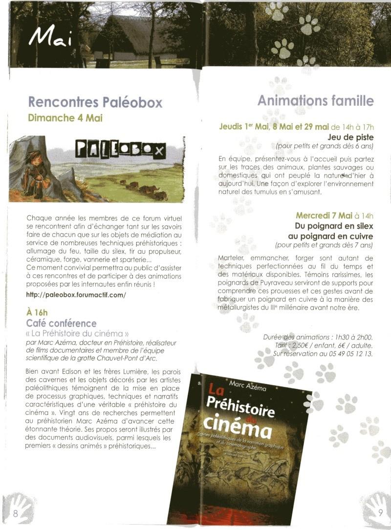 Reportage photo rencontres Bougon 2014 - Page 2 Palaob11