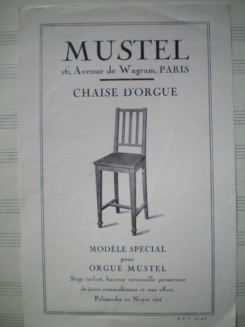 Chaise MUSTEL Chaise10