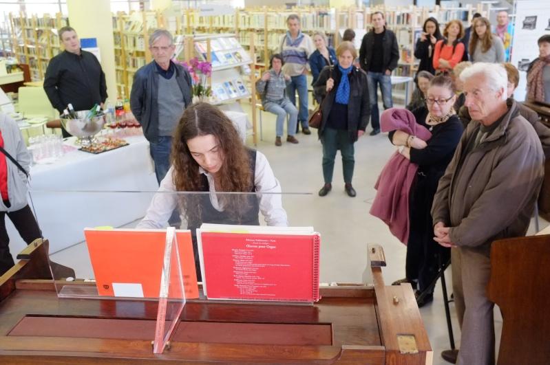 RUNGIS  expo et concert  a la MERIDIENNE : L'HARMONIUM  en FEV et Mars Dscf1510