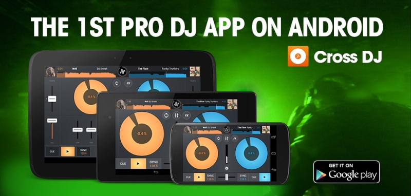 CROSS DJ FOR ANDROID Image18