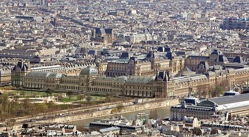 Le palais des Tuileries Boudoi53