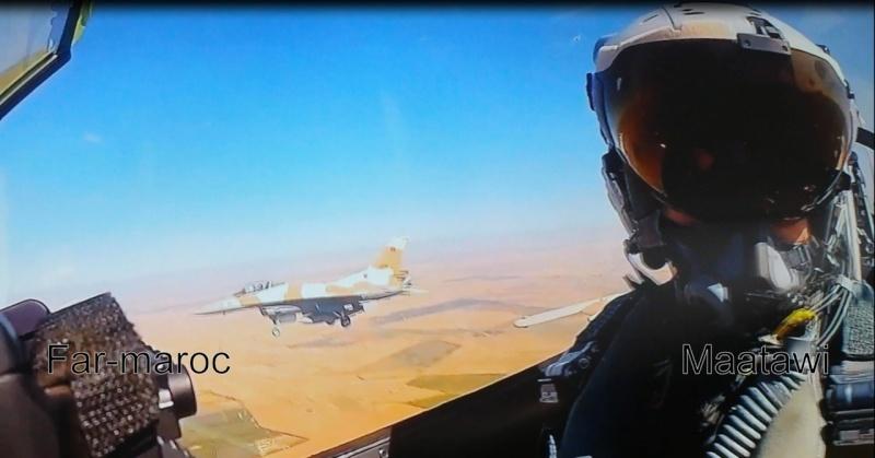 القوات الجوية الملكية المغربية - متجدد - 211