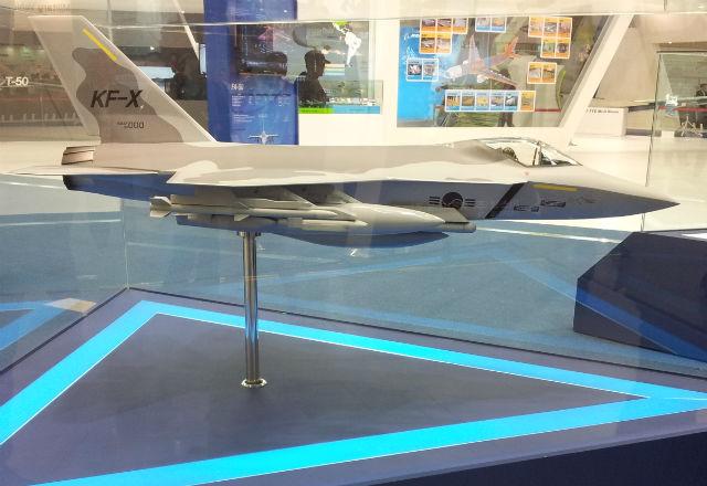 Korea Aerospace Industries KFX Yourfi11