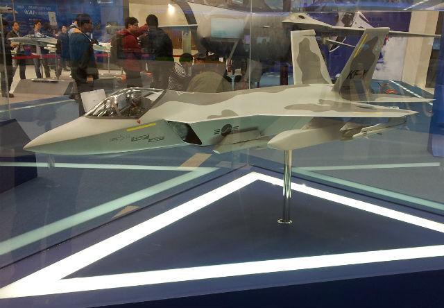 Korea Aerospace Industries KFX Yourfi12