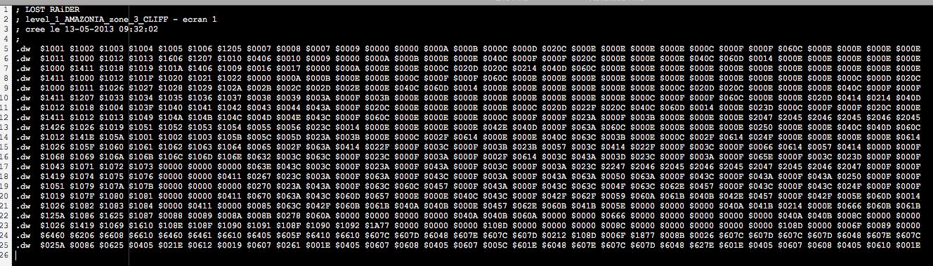 Programmation Master System en Assembleur + variante en C - Page 7 Captur18