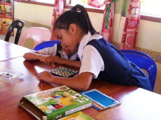 Murid-murid membaca di PSS sekolah Img-2246