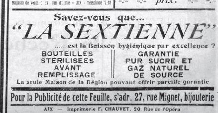 La Sextienne et Aix en Provence Sextie12