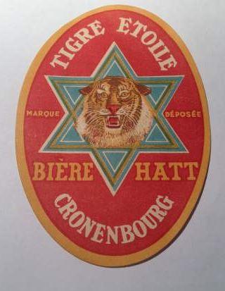Bière française leTigre -- bière Hatt Cronenbourg Tigre_11